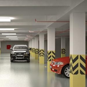 Автостоянки, паркинги Барятино