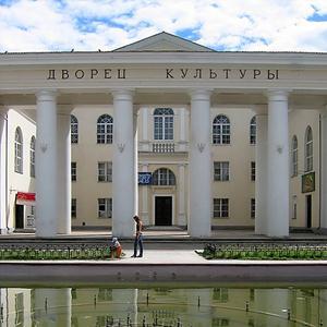 Дворцы и дома культуры Барятино