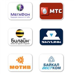 Операторы сотовой связи Барятино
