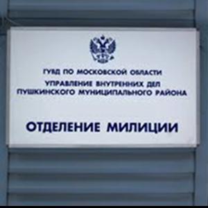 Отделения полиции Барятино