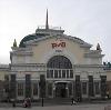 Железнодорожные вокзалы в Барятино