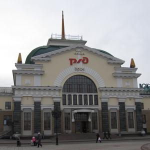 Железнодорожные вокзалы Барятино